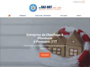 Gaz Dot, plombier chauffagiste en Seine-et-Marne