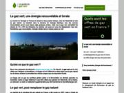 Guide sur le gaz vert