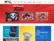 Geekfashion.be boutique en ligne d'objet, t-shirt, jeux vidée sous licence Officiel