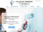 Gelpe Frédéric, entreprise de peinture proche de Metz