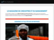 Magazine Geo Industrie : l'actu des entreprises et du management