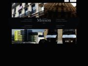 Cabinet Moison: agence de gestion immobilière à Nantes et Paris