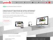 Gestion6.fr - création et gestion de site internet