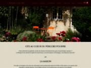 Grand Jaure - Gite de charme en Dordogne