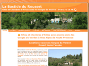 Gîtes et balade quad en Provence