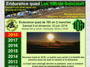 Goncourt quad nature - course endurance quad les 6h de Goncourt en haute-Marne