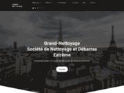 Nettoyage après décès en France
