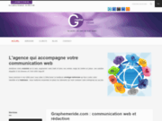 Graphemeride, communication web pour les entreprises
