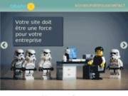 GraphX - création de sites Web en Lorraine