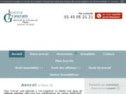 Avocat en droit des affaires - Paris 16