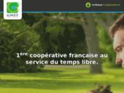 Greenbot Coop Services, jardinage et tonte pour les particuliers