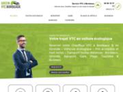 Réserver chauffeur VTC à Bordeaux