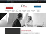 Maître Grit Karg - Avocat à Paris 8ème
