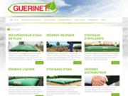 Citerne souple et réserve incendie Guérinet