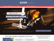guide-aspirateur.com, tout savoir sur les aspirateurs sans sacs !