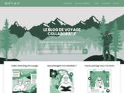 Goyav : blog de voyage collaboratif