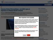 Le guide sur les panneaux solaires photovoltaïques