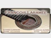 Fabrication et vente de guitares classiques