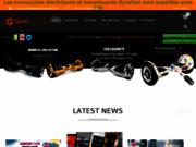 Gyrofast, e-boutique de monocycle électrique