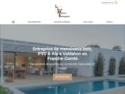 Lime - l'Idéal Maison Ecologique : menuiserie bois, PVC & Alu à Valdahon