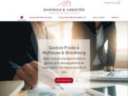 Haenggi & Associés, expert en gestion de patrimoine en Alsace