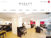 Magasin de Piano Hanlet