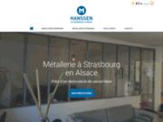Métallerie Hanssen, créateur d'oeuvres en acier et inox à Strasbourg dans le Bas-Rhin, en Alsace