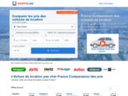 Happycar comparateur de location de voiture