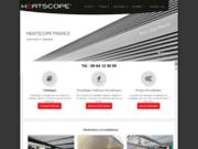 Appareils de chauffage extérieur chez Heatscope France