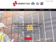 Henriot SAS - Transitaire en Douane - Transport - Commission en Transport à Morteau