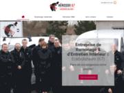 Hérisson 67, entretien de cheminées dans le Bas-Rhin