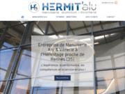 HERMIT'ALU spécialiste de la menuiserie aluminium à L'Hermitage
