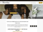 Herslay.fr - Perruque et tissage