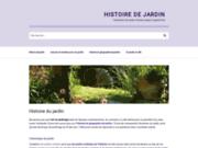 Histoire De Jardin
