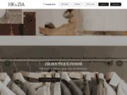 HK et ZIA Mode Homme et Femme