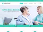 Hocqué Claudine, les professionnelles des soins infirmiers à domicile