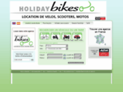 Holiday bikes -  Location moto