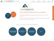 Avocat en droit immobilier et de droit de la construction : Hom'Avocats