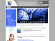 Pointeuse badgeuse horaire - Horlogerie Isnard