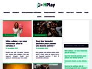 Sur le web magazine hplay.fr