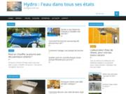 Hydro, le magazine de l'eau dans tous ses états !