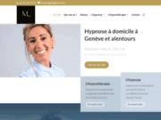 Des séances d'hypnothérapie à Genève