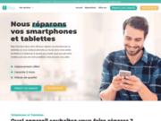 iRep, réparation des iPhone et des iPad