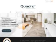 QUADRO - ID Rangement, entreprise d'agencement intérieur à Lannion