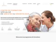 Formation Ehpad- Idéage Formation, centre de formation spécialisé en gériatrie et gérontologie