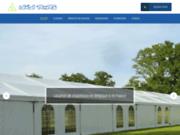 Idéal Tentes, location de tentes de toutes tailles