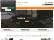 Idealrobot, l'expert du robot domestique : robot aspirateur, tondeuse, laveur