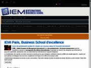 Formation MBA Paris - IEMI business school