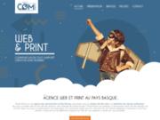 Illicom Presto, agence web et création de site internet au Pays Basque