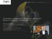 Cabinet ImmoNantes : Loi Pinel à Nantes